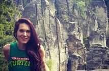 Teal v Prachovských skalách