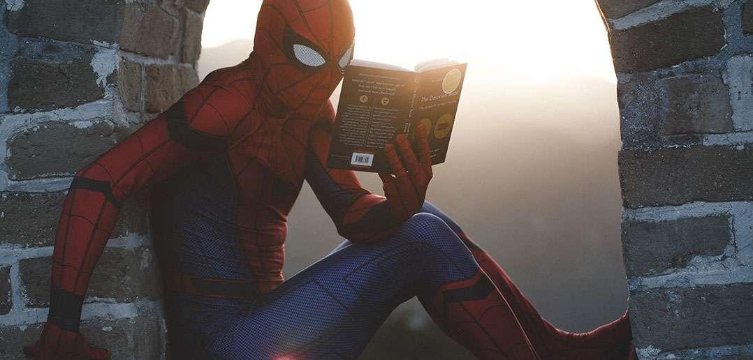 Spiderman - Jak manifestovat velké změny